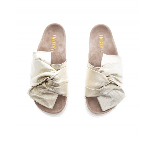 Achat Flat mules with spangled... - Jacques-loup