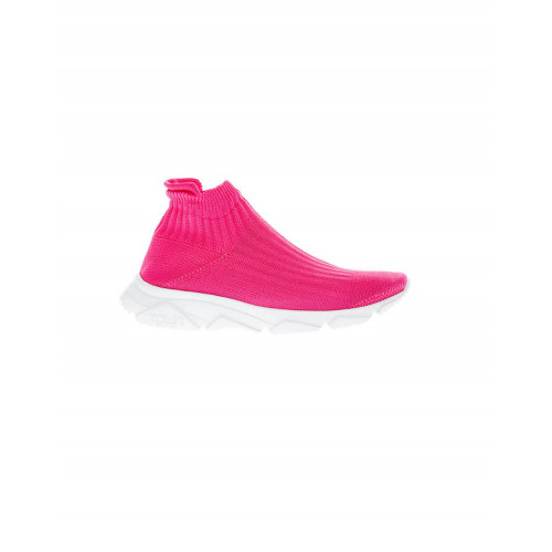 Achat Fuchsia sock sneakers of Jacques Loup for women - Jacques-loup