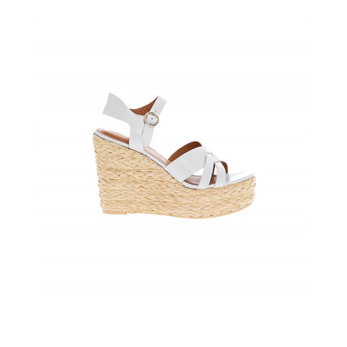 Achat White platform sandals What For for women - Jacques-loup