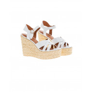 White platform sandals What For for women