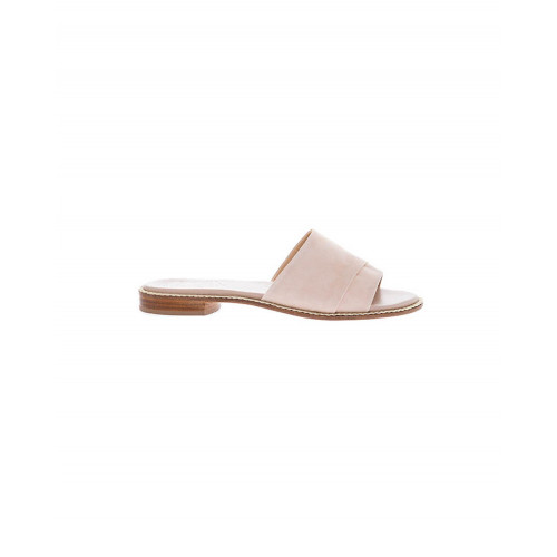 Pink pleated mules Jacques Loup for women