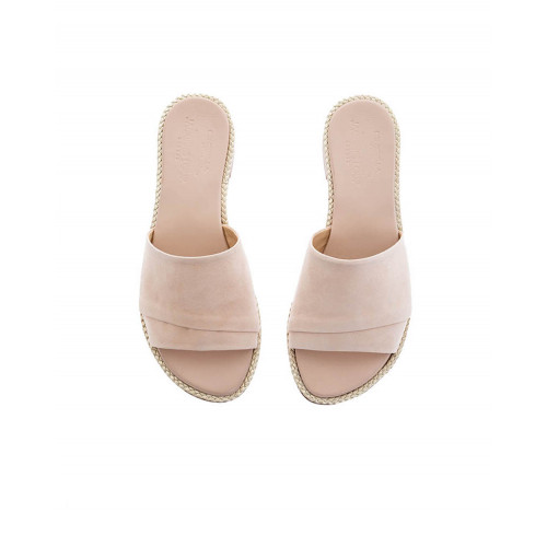 Achat Pink pleated mules Jacques Loup for women - Jacques-loup