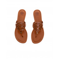 Achat Camel colored toe thong mules Miller Tory Burch for women - Jacques-loup