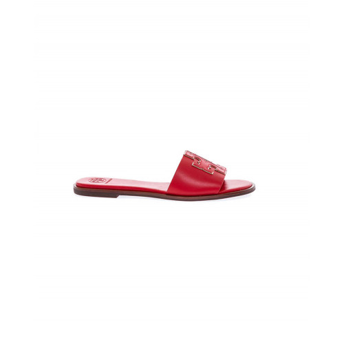 "Red mules ""Inès"" Tory Burch for women"