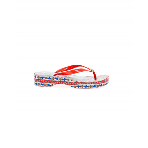Achat Multicolor platform flip-flops Tory Burch for women - Jacques-loup