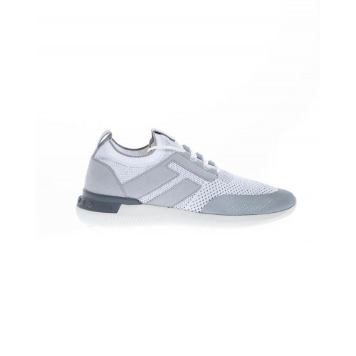"White and grey sneakers ""Maglia Sportivo"" Tod's for men"