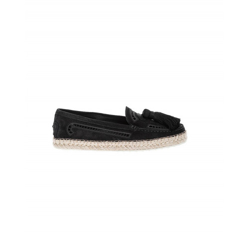 Achat Black moccasins with tassels Tod's for women - Jacques-loup