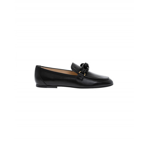 Black mules with decorative scoubidou Tod's for women