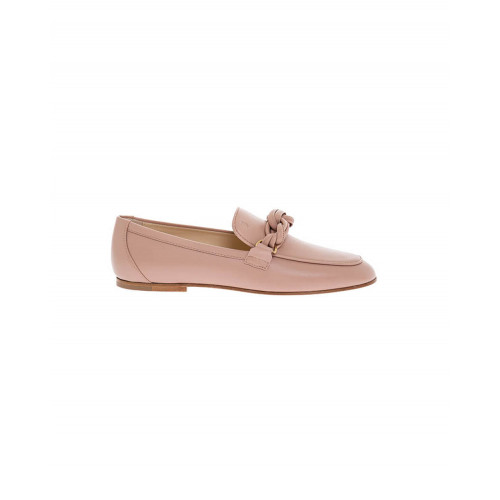Pink mules with decorative scoubidou Tod's for women