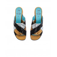 Achat Multicolored soft mules Thierry Rabotin for women - Jacques-loup