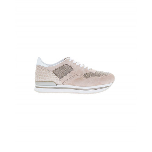 "Beige sneakers ""222"" Hogan for women"