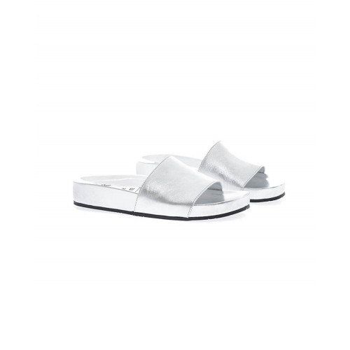 Achat Silver mules Jacques Loup for women - Jacques-loup