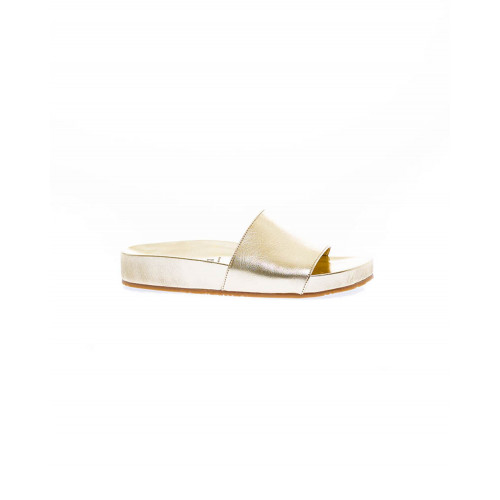 Achat Gold colored mules Jacques Loup for women - Jacques-loup