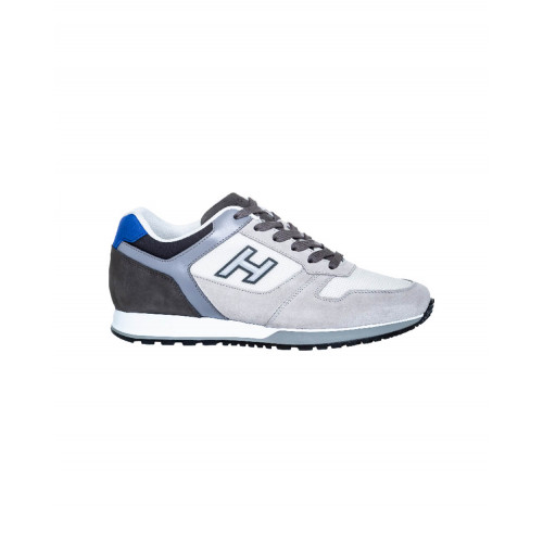 "Grey and white sneakers ""321"" Hogan for men"