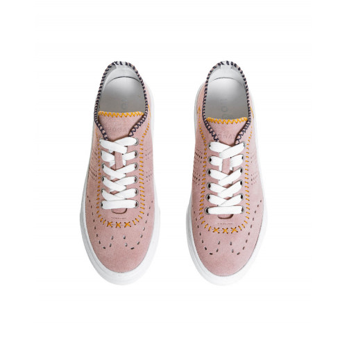 Achat Pink sneakers Cassetta Hogan for women - Jacques-loup