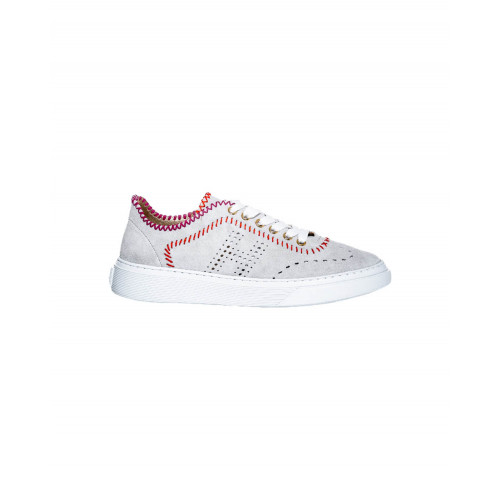 Achat Grey sneakers Cassetta Hogan for women - Jacques-loup