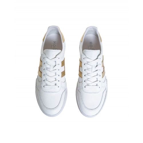 Achat White sneakers Hogan Retro-Volley for women - Jacques-loup