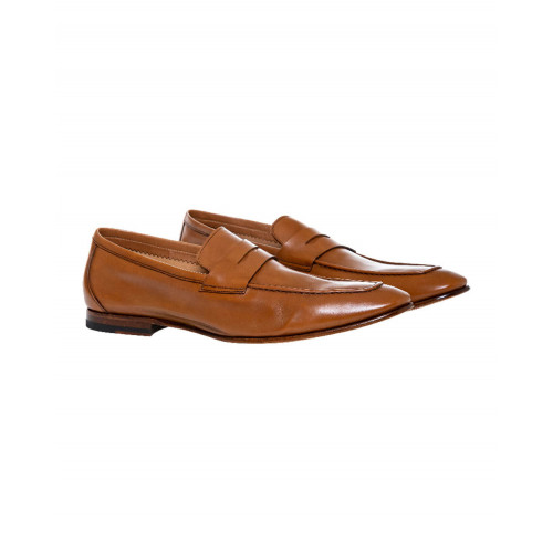 Achat Cognac colored moccasins Jacques Loup for men - Jacques-loup