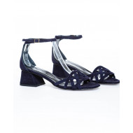 Blue sandals Jacques Loup for women