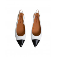 Achat Black and white cut shoes Mara Bini for women - Jacques-loup