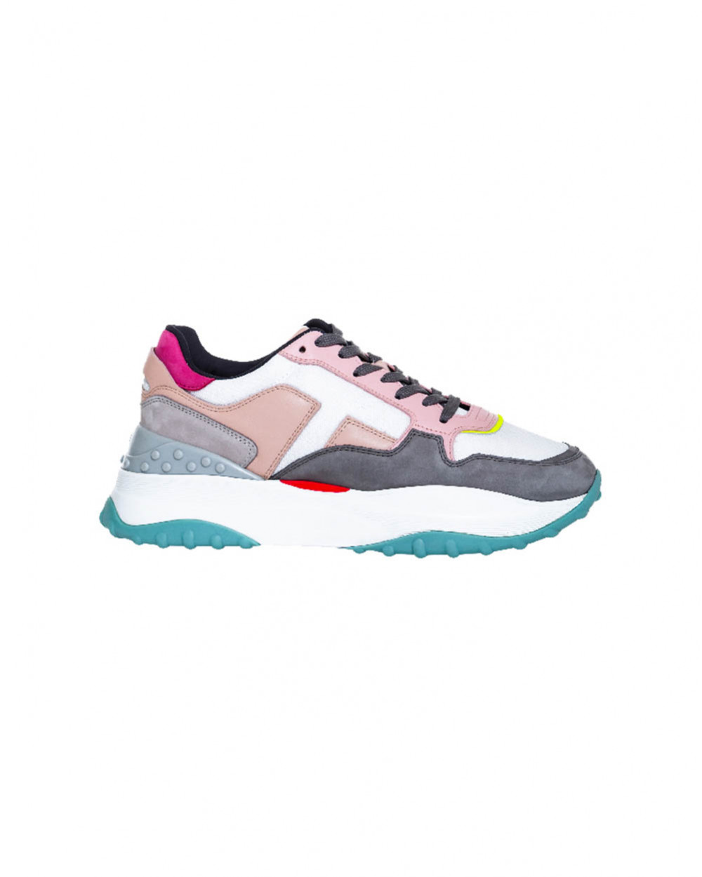 Multicolored sneakers Tod's for women