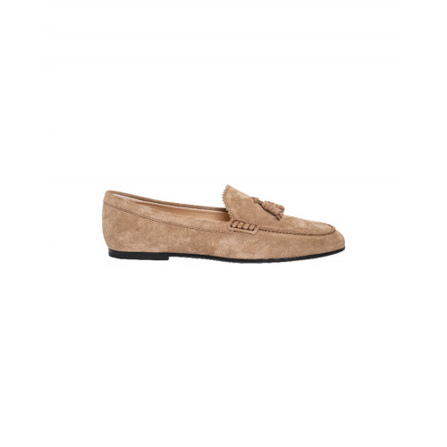 Achat Brown moccasins with decorative tassels Tod's for women - Jacques-loup