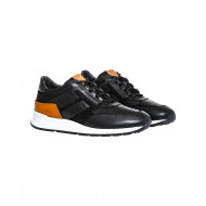Achat Sneakers Tod's Sportivo Luxury black/cognac for men - Jacques-loup