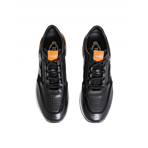 "Sneakers Tod's ""Sportivo Luxury"" black/cognac for men"