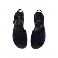 Achat Navy blue sandals Thierry Rabotin for women - Jacques-loup