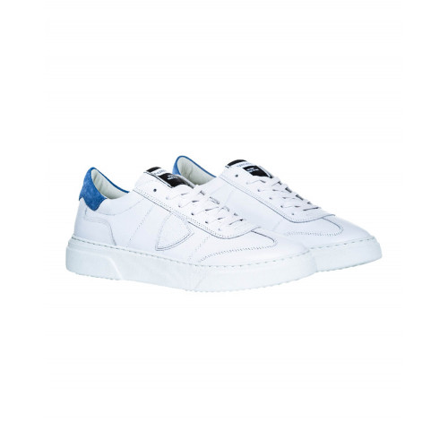 "Sneakers Philippe Model ""Temple"" white for men"