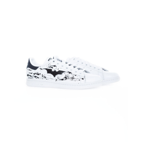 Achat Sneakers Adidas by Debsy Batman/Superman white for men - Jacques-loup