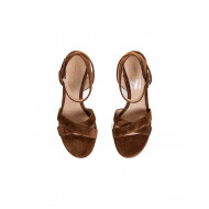 Light brown sandals Gianvito Rossi for women
