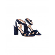 Achat Dark blue sandals Gianvito Rossi for women - Jacques-loup