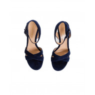 Dark blue sandals Gianvito Rossi for women