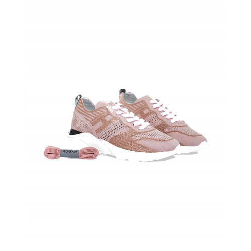 Achat Pink sneakers Hogan Active One for women - Jacques-loup