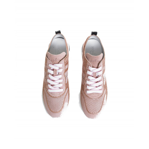 "Pink sneakers Hogan ""Active One"" for women"