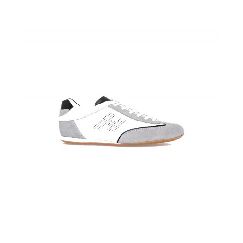 Achat White/grey sneakers Olympia Hogan for men - Jacques-loup