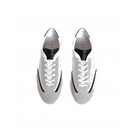 "White/grey sneakers ""Olympia"" Hogan for men"