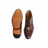 Achat Dark brown patina brogue shoes Jacques Loup for men - Jacques-loup