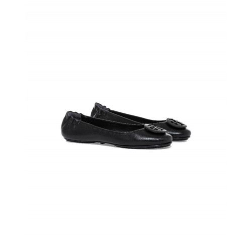 Achat Ballerinas Tory Burch Minnie Travel Ballet black for women - Jacques-loup