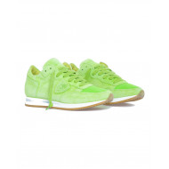 "Sneakers Philippe Model ""Tropez"" anise for women"