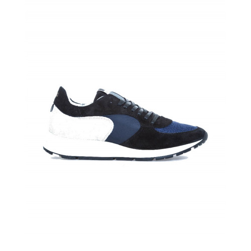 Achat Sneakers Philippe Model Monte Carlo blue for men - Jacques-loup