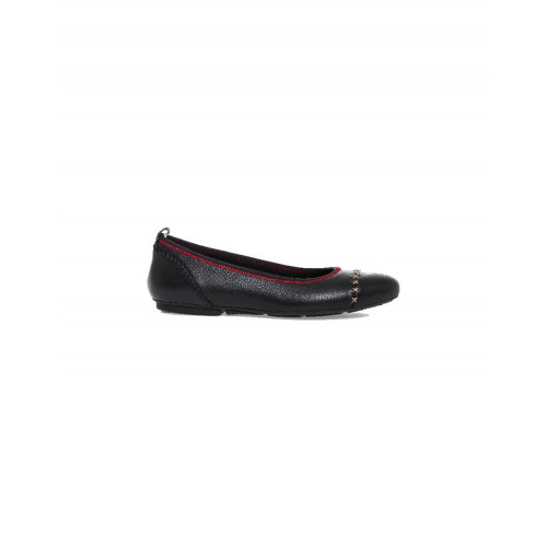Achat Ballerinas Hogan Wrapp black for women - Jacques-loup