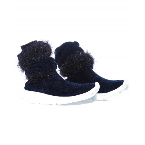 Achat Sock shoes Jacques Loup navy blue for women - Jacques-loup