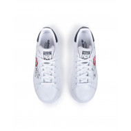 """Tennis shoesAdidas by Debsy """"Stan Smith"""" """"Red Rolling Stones"""" for women"""