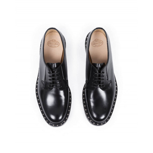 "Derby shoes Church's ""Rebecca 2"" black for women"