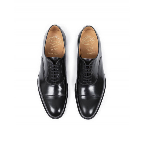 Achat Brogues shoes Church's Dubaï black for men - Jacques-loup