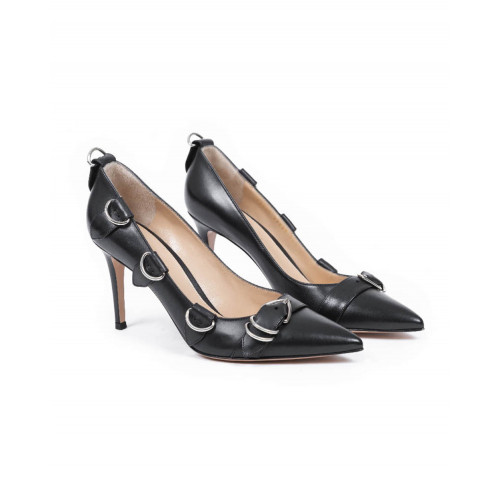 Achat High heels Gianvito Rossi Punk black for women - Jacques-loup