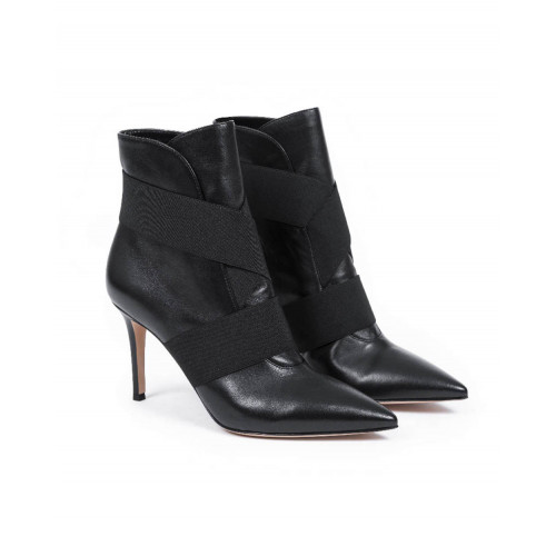 High heeled boots Gianvito Rossi black for women