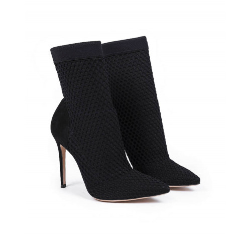 Achat Boots Gianvito Rossi Vox black for women - Jacques-loup